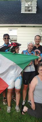 Veneto, Italy and One Rider's Experience with Iowa's RAGBRAI