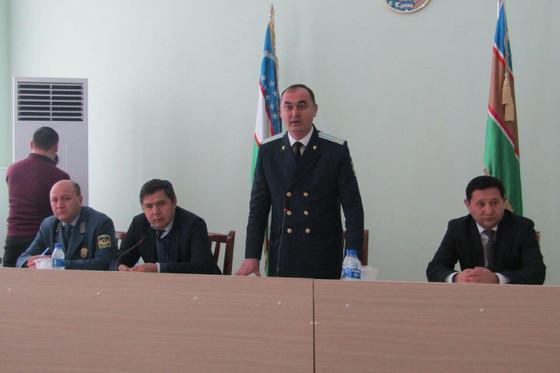 Вмешательство президента Узбекистана Ш.Мирзияева во внутренние дела Суверенной Республики Каракалпак
