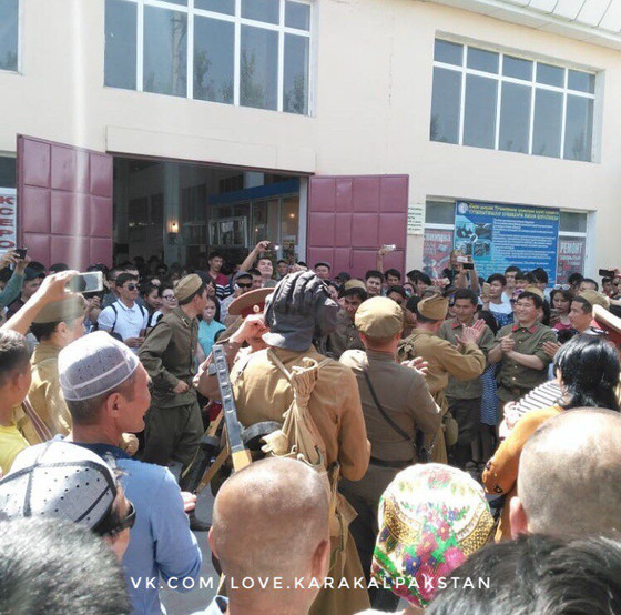 СРОЧНО!!! Правительство Узбекистана Запретило Жителям Каракалпакстана Празднование Международного Дн