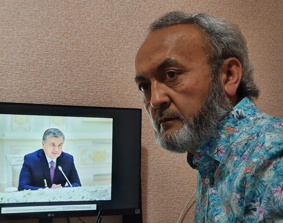 СРОЧНО! Власти Узбекистана терроризируют известного Международного Правозащитника Бахрома Хамроева