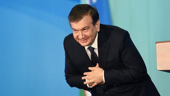 Центробежные силы, обьединение Среднеазиатских стран против России под руководством Ш.Мирзияева