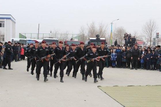 Mirziyoyev bolstering military presence in Karakalpakstan, flexing muscles. Also he is plundering Ar