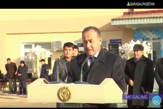 Мирзияев отмыл 35 миллионов долларов США на цементном заводе в Каракалпакстане