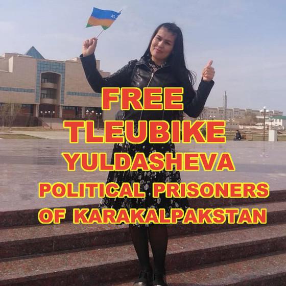 Arrests of citizens of Karakalpakstan for no REASON on Constitution day of Karakalpakstan. That is o