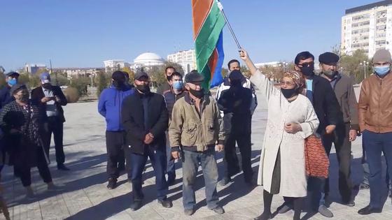 Срочно! Ш.Мирзияев провел зверские аресты протестующих В Республике Каракалпакстан! Это Геноцид!