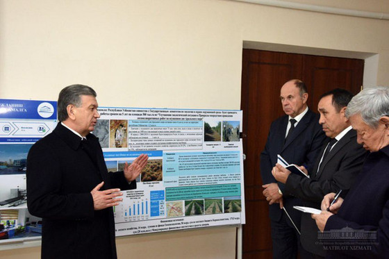 Who is REALLY running Karakalpakstan? Nizomiddin Bakirov brother-in-law of Sh.Mirziyoyev President o