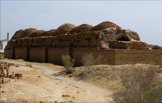 Government of Uzbekistan deliberately  destroyed an ancient sites of Karakalpakstan. Its an act of c