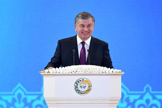 Обращение к Президенту Узбекистана