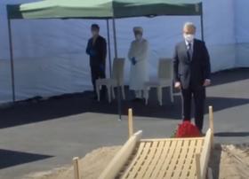 Президент Узбекистан  хлоднокровно убил и закопал Президента Каракалпакстана Мусу Ерниязова