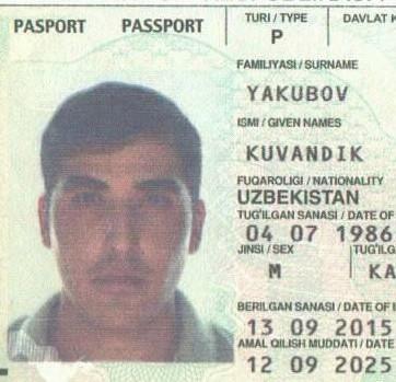 Пропал частный предпринимательКувандык Якубов, житель г.Турткуль, Республики Каракалпакстан.