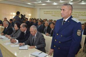 President of Uzbekistan Sh.Mirziyoyev appointed Attorney General of Karakalpakstan against Constitut