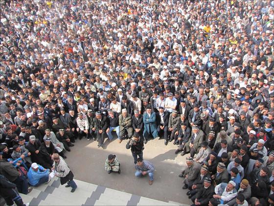 А ТЫ за кого?! За диктатора Мирзияева или за народ?!