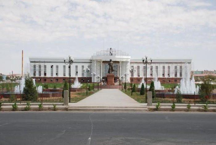 Верховный Совет Каракалпакстан