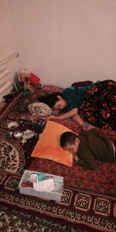 Мass rape and beating citizens with the purpose to hold illegal elections of Uzbekistan in Karakalpa