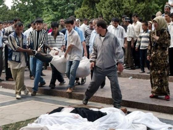 Atrocities of Uzbekistan