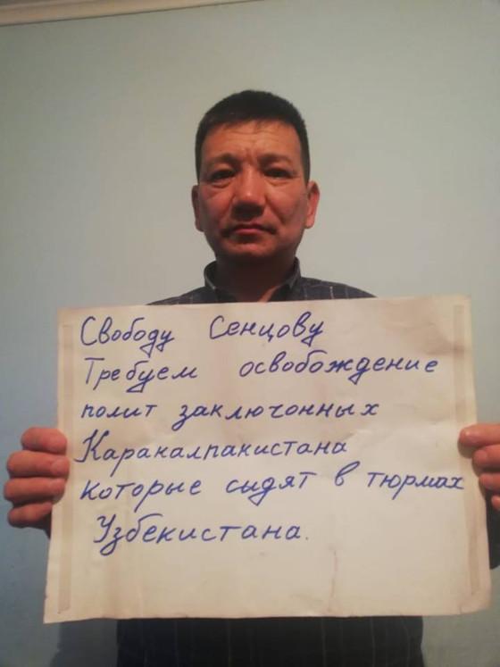 """Mirziyoyev """"cutting off balls"""" of men of Karakalpakstan, support Russian aggression agains"""
