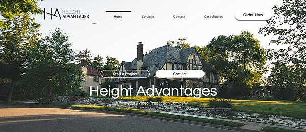 Height Advantages Website