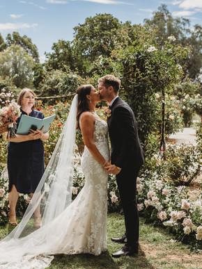 This Celebrsnt Vicki Polglase Shelby and Mitch Wedding in Bendigo