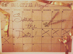 Save The Date Promo
