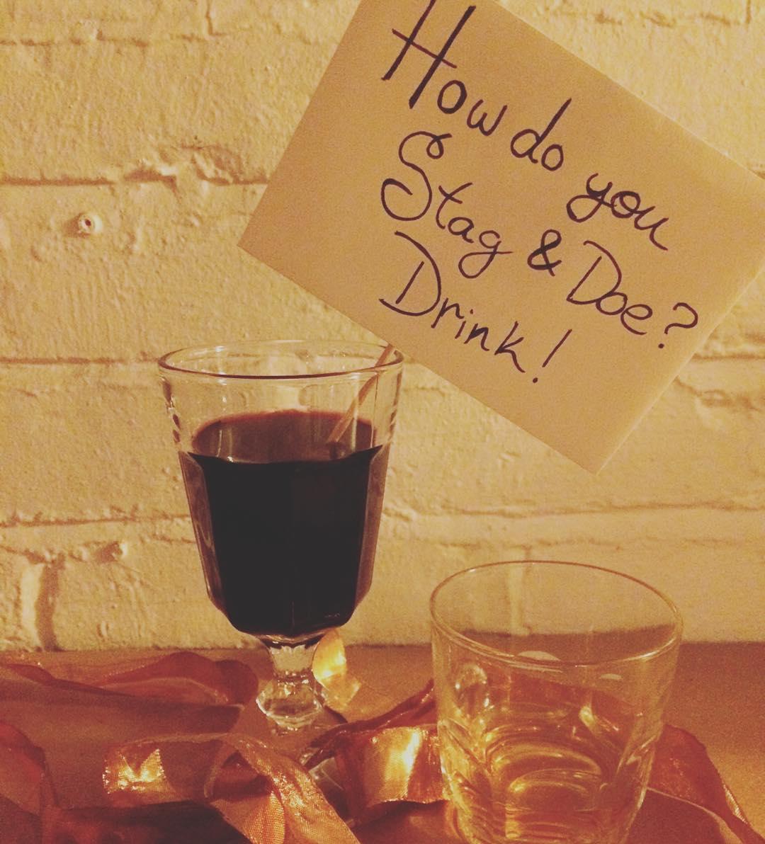 Stag & Doe Fundraiser Promo