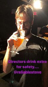 Steve Drinks Everything