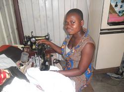 Meet Juliana Agbesi