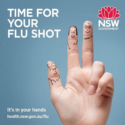 flu vaccine tamworth