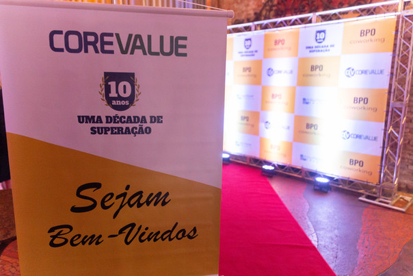 Core Value - 10 anos