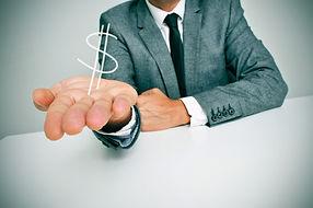 dinheiro de empréstimo