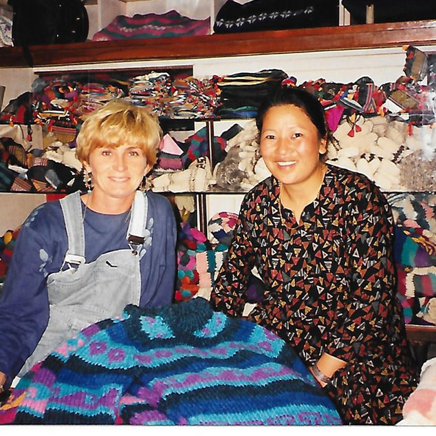 Marigold Collective - Nepal