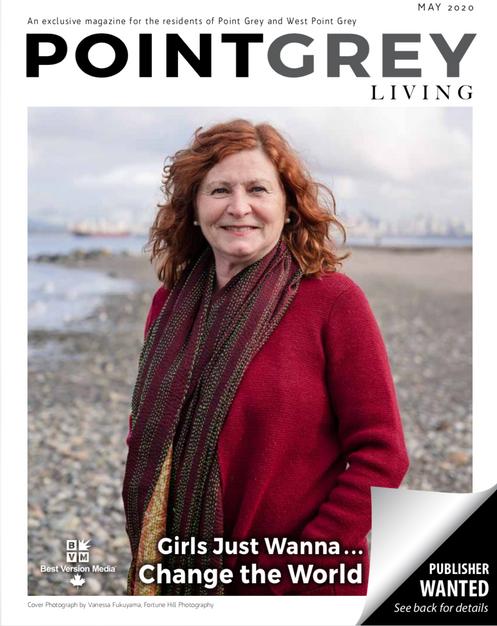 Point Grey Living Magazine