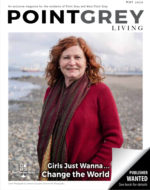 Point Grey Living Magazine