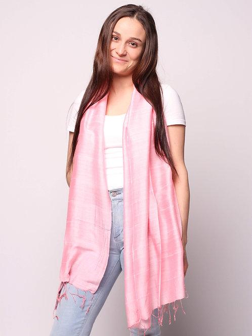Hue Scarf in Pink Blush