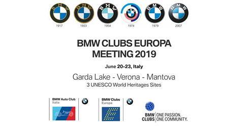 BMW Clubs Europa Meeting 2019, 20. - 23.06.2019.