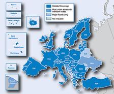 Nova verzija Garmin evropske karte - 2021.10 NTU!