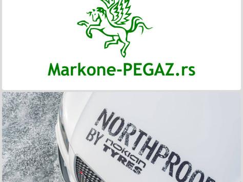 Nokian zimske gume u Markone PEGAZ-u!