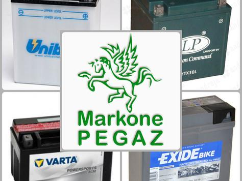 Kompletna ponuda moto akumulatora u Markone PEGAZ-u!