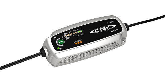 CTEK MXS 3.8 EU 12V 3.8A punjač akumulatora