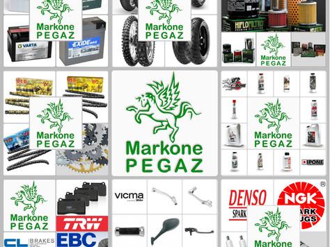 Potrošni materijal u Markone PEGAZ-u!
