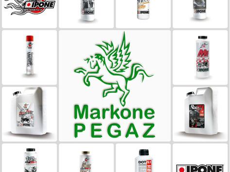 IPONE ulja i maziva u Markone PEGAZ-u!