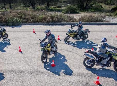 ODLOŽENO DO DALJEG! Trening vožnje za članove BMW Moto Kluba Srbija