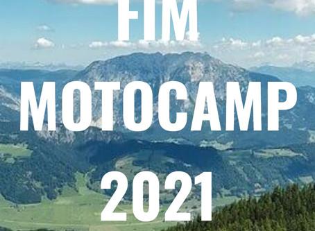 FIM Moto kamp odložen za 2021. godinu.