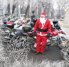Srećni božićni i novogodišnji praznici!
