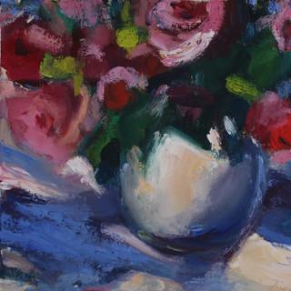 Blumen auf der Krim