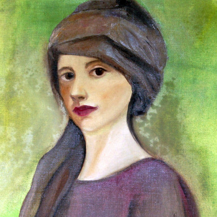 Saida Portrait