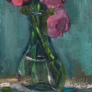 Blume Mohn