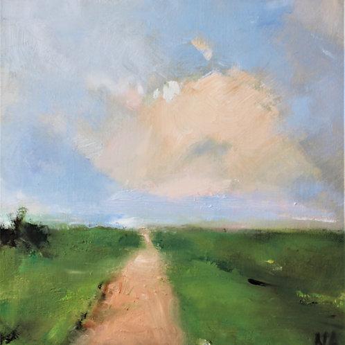 Bild, Wolke, 30 x 40