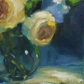 Blume Gelbe Rosen
