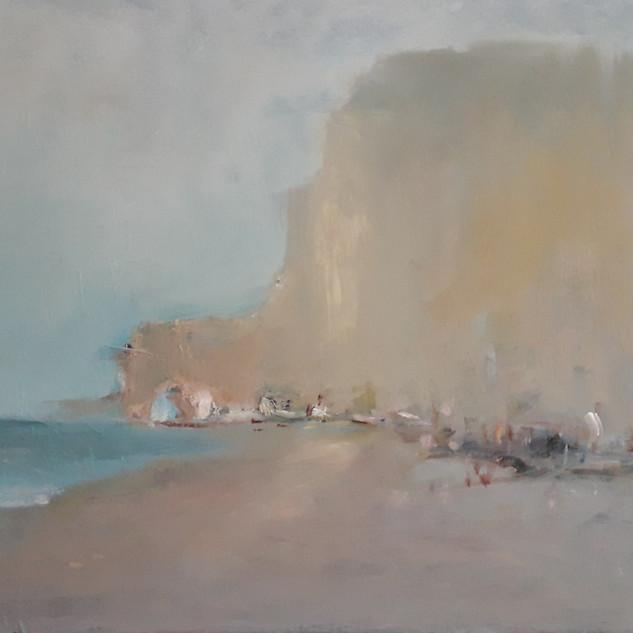 Impressionismus_Etretat,_50_x_70,_Öl_au