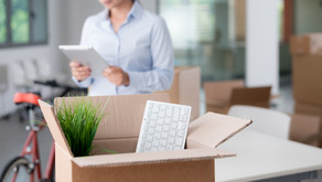 Job relocation checklist